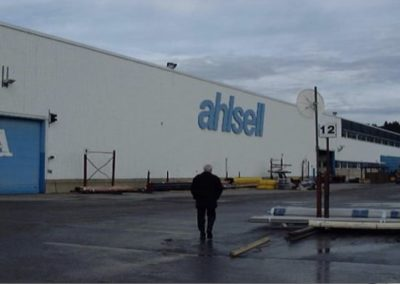 Ahlsell, Hallsberg