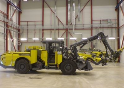 Atlas Copco Rock Drills AB