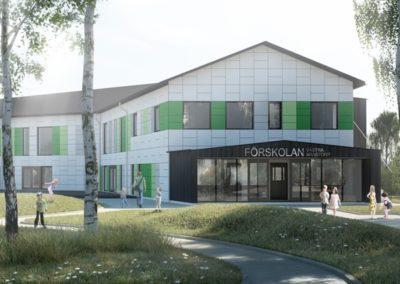 Förskola Västra Bråstorp