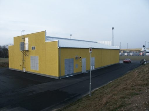 Sturups flygplats, Malmö